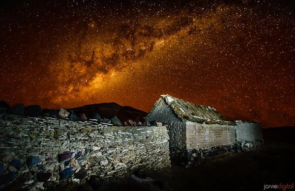 Adobe Night Skies