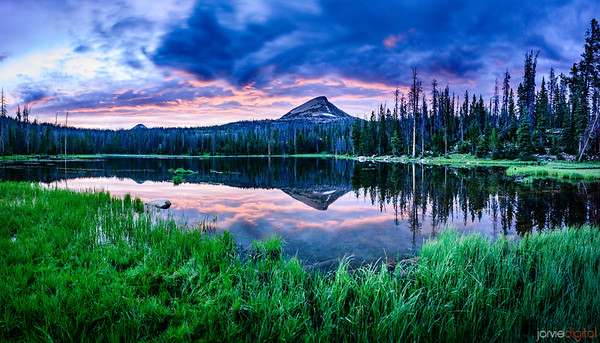 Crystal Lake - Uintas