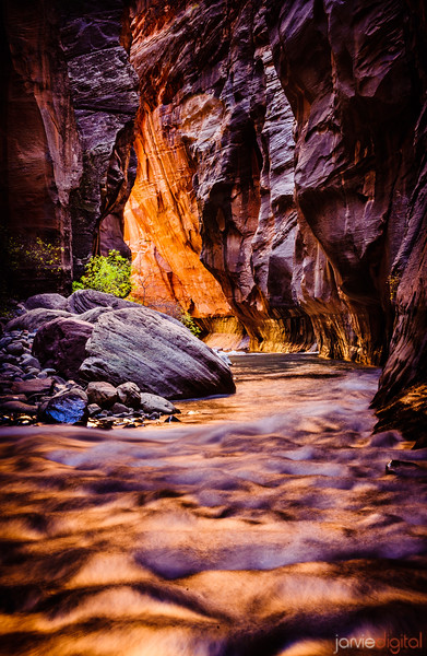 Narrows - Zion National Park