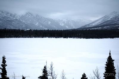 Dora Lake, Healy Alaska