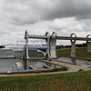 Falkirk wheel (west grass bank 14E)