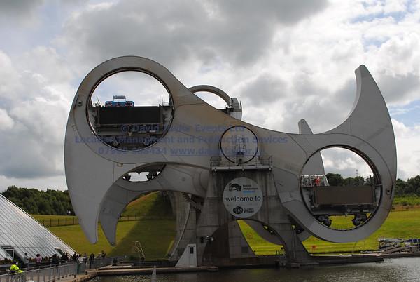 Falkirk wheel (Front Hard Standing15S) - 12