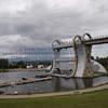Falkirk wheel (South grass bank14NE) - 2