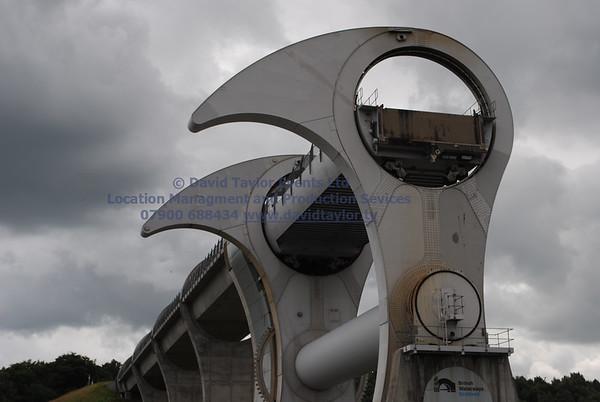 Falkirk wheel (front hard standing 14S) - 4