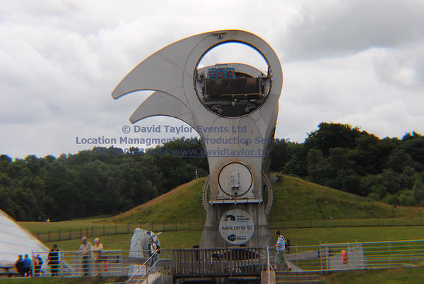 Falkirk wheel (front hard standing 14S) - 3