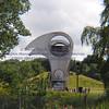Falkirk wheel (Path to car park 15S) - 2