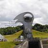 Falkirk wheel (Path to car park 15S) - 1