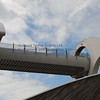Falkirk wheel (Behind visitor centre14W) - 2
