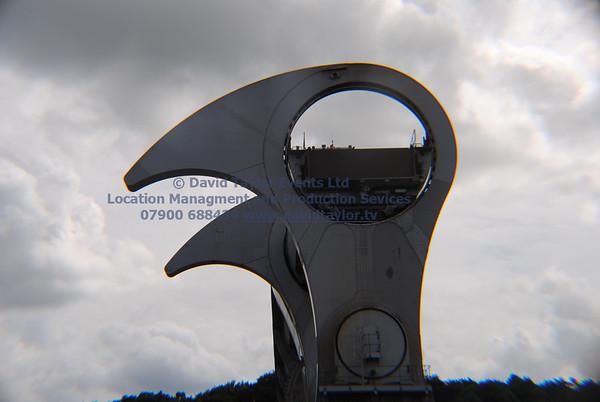 Falkirk wheel (Front Hard Standing15S) - 02