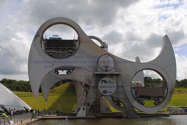 Falkirk wheel (Front Hard Standing15S) - 13