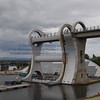 Falkirk wheel (South grass bank14NE) - 1