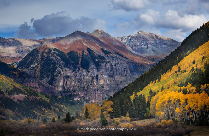 Telluride Valley | Fall 2011 | SWCO # 052