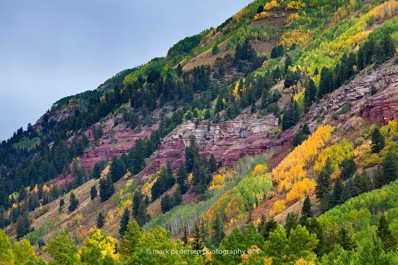 Telluride Colorado | Fall Colors | 2011  | SWCO # 002