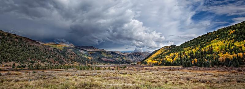Telluride Valley | Fall 2011 | Telluride Colorado  | SWCO # 007