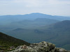<center>Franconia Loop Hike -- 22 May 2010<br>New England Hiking Group<br><br><b><u>Mt. Moosilauke  </u></b><br><br>No longer snow capped, here's a nice view of Mt. Moosilauke fading into the distant haze.  </center>