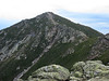 <center>Franconia Loop Hike -- 22 May 2010<br>New England Hiking Group<br><br><b><u>Mt. Lincoln  </u></b><br><br>Looking up the ridge to the North sits the summit of Mt. Lincoln, our intermediate destination.  </center>
