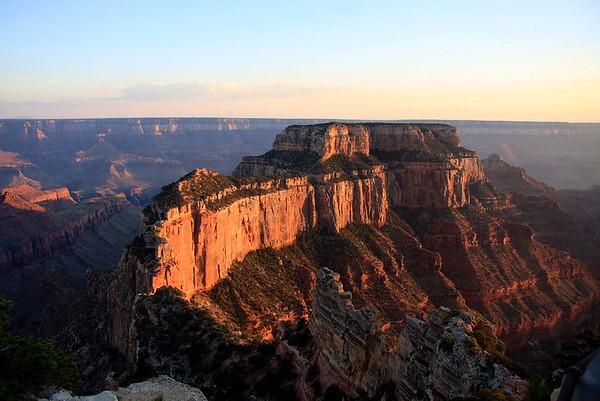 Wotan's Throne. Grand Canyon, Arizona