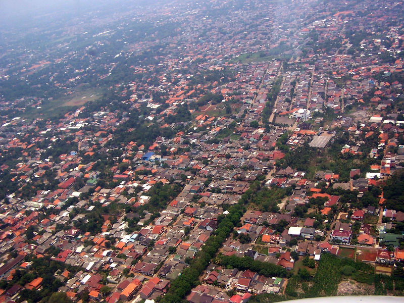 Jakarta Indonesia by Air<br /> Available for purchase