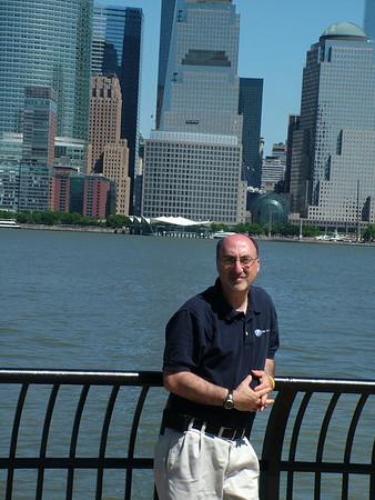 Jersey City Waterfront Walkway