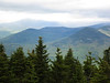 <center>Kearsarge North Hike -- 15 May 2010<br>AMC Boston Chapter<br><br><b><u>Lost in the Clouds  </u></b><br><br>That's Mount Washington hiding its head in the clouds.  </center>