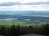 <center>Kearsarge North Hike -- 15 May 2010<br>AMC Boston Chapter<br><br><b><u>Nearby Lakes  </u></b><br><br>The flatland of nearby Maine is punctuated by a string of small lakes.  </center>