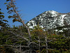 <center>Mount Lafayette Hike -- 1 May 2010<br>New England Over 50 Hiking Group<br><br><b><u>Bald Knob </u></b><br><br>This bald knob on the left-shoulder of Lafayette marks the spot where the Skookumchuck Trail joins Garfield Ridge Trail.  <br><br>Franconia Notch, New Hampshire</center>