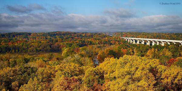 Scenic OverlookCuyahoga Valley National Park, Ohio