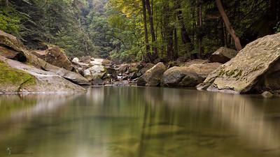Chippewa CreekBrecksville Reservation, Ohio