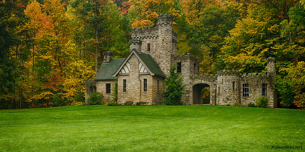 Squire's CastleNorth Chagrin Reservation, Ohio