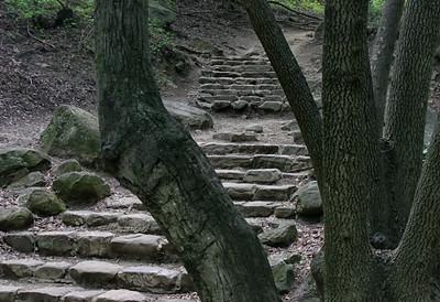 Steps to Nojoqui Falls