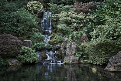 Portland Waterfall