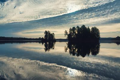 Horseshoe Lake, Minden Hills, Ontario