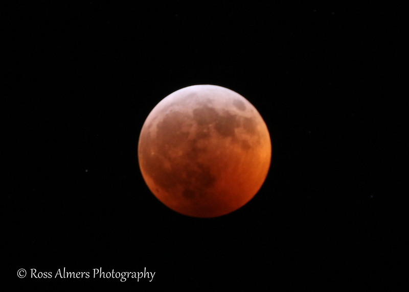 Lunar Eclipse January 2019