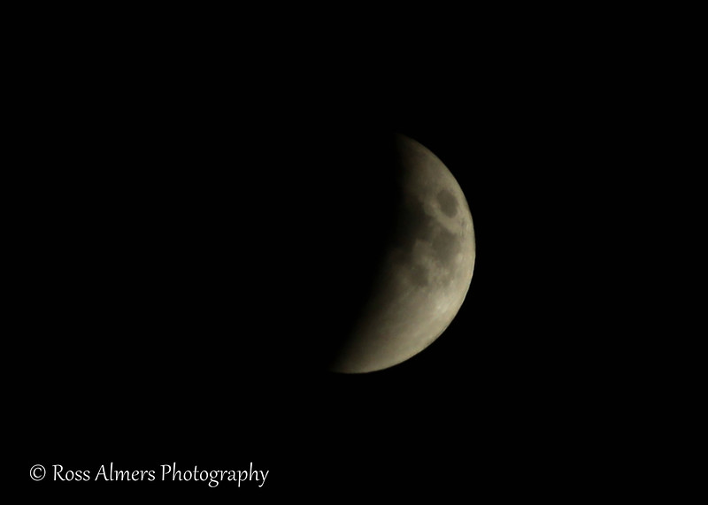 Lunar Eclipses 2014-2015