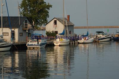 Marquette's Lower Harbor, Marquette, Michigan