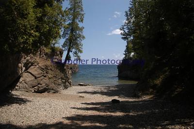 Black Rocks, Presque Isle Park, Marquette, Michigan