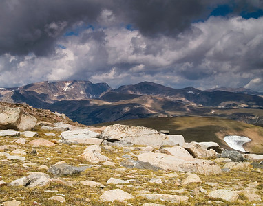 Beartooth Mountains - Montana