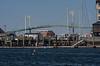 <center>Newport (Pell) Bridge  <br>Save the Bay Seal Watch - 18 February 2012<br>SNE Spur of the Moment Meetup Group<br>Newport, Rhode Island</center>