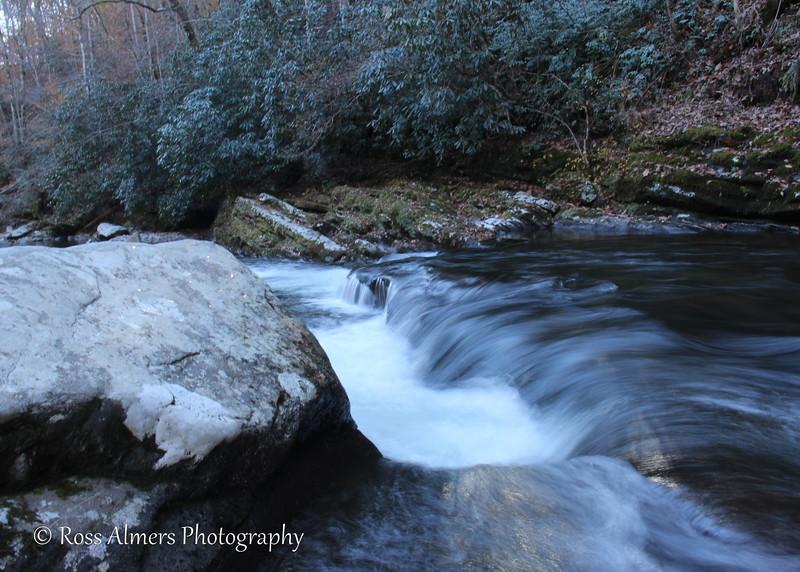Indian Creek Rock Hopping