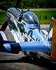 """""""The Dakota Kid II"""", a P-51D Mustang."""