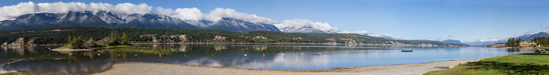 Lake Windermere & The Purcell Mountains - September 2014