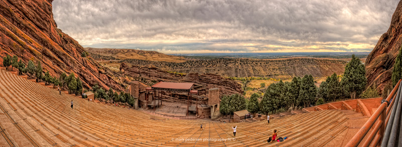 Redrocks Panorama 12x36