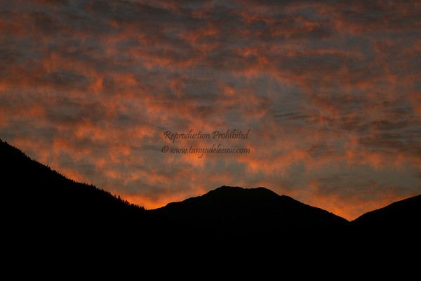 Sunrise Windermere. July 2012