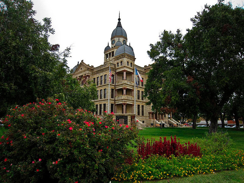 IMG_1621_ps  Courthouse in Denton, TX