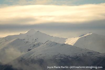 Chugiak mountain range