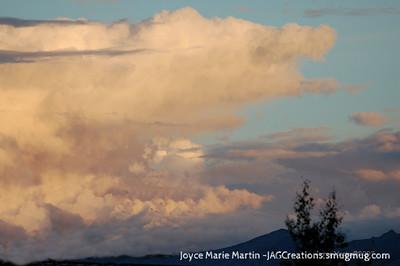 Thunder heads Alaska