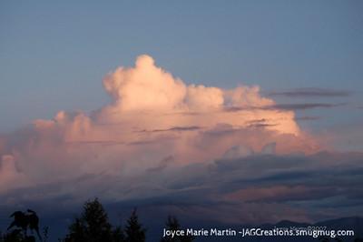 Alaska Thunderheads