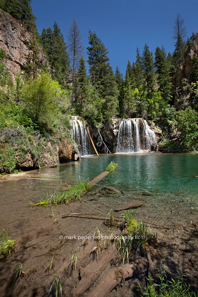 Hanging Lake | Colorado | 2011 | Vertical version