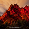 GOG-SN-03 | The Garden of the Gods under a full moon | Aug 2012 | Colorado Springs | CO