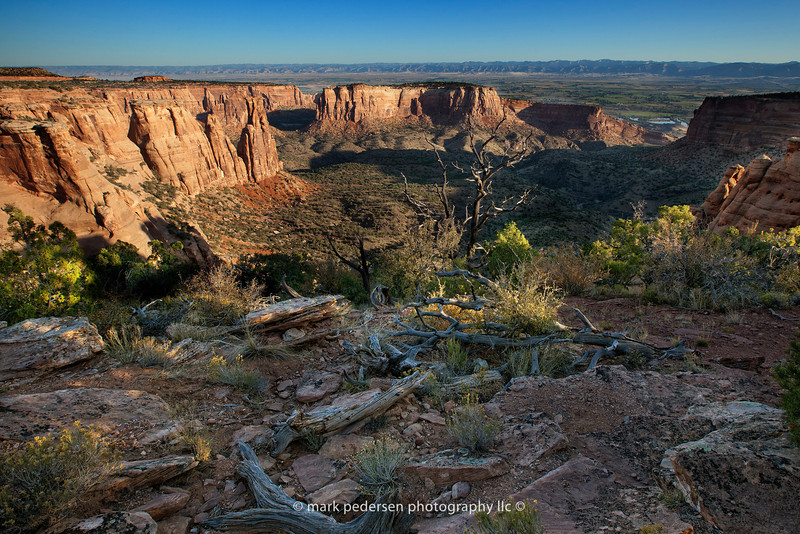 Monument Canyon   Colorado National Monument